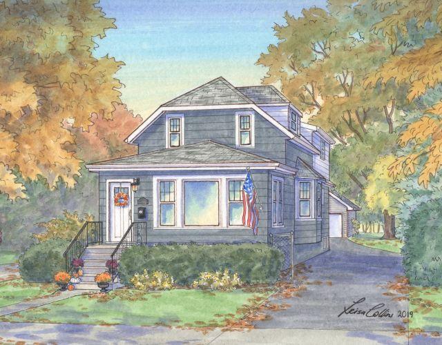 Classic Chicago bungalow