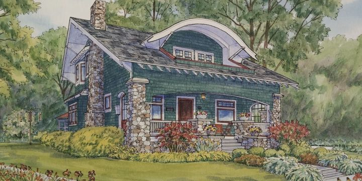 Favorite 2021 Summer Home and Garden House Portraits