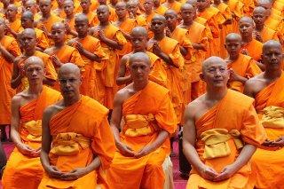 Monge Budistas Sessão - Foto gratuita no Pixabay