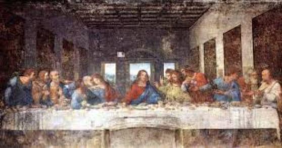 Análise da Pintura A Última Ceia de Leonardo Da Vinci - Cultura Genial