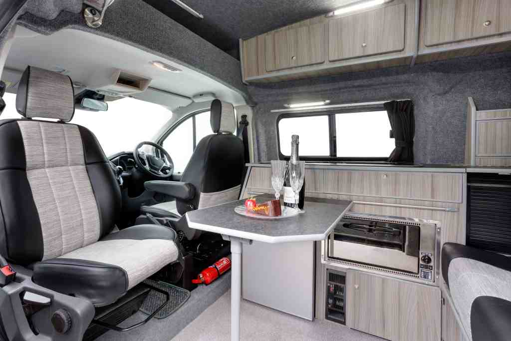 Ford Calypso Campervan Conversion for Sale, Ford Calypso Campervan Conversion for Sale