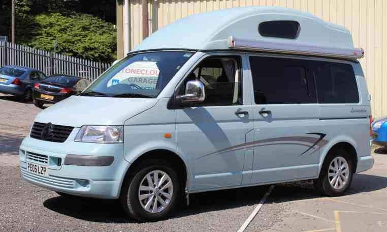 VW Leisuredrive Vivante Campervan