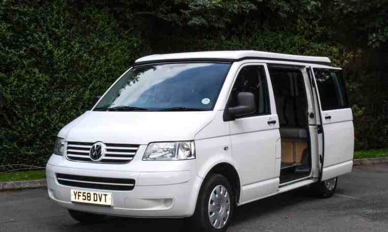 campervan conversions for sale