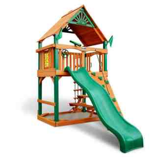 Gorilla Chateau Tower Play Set
