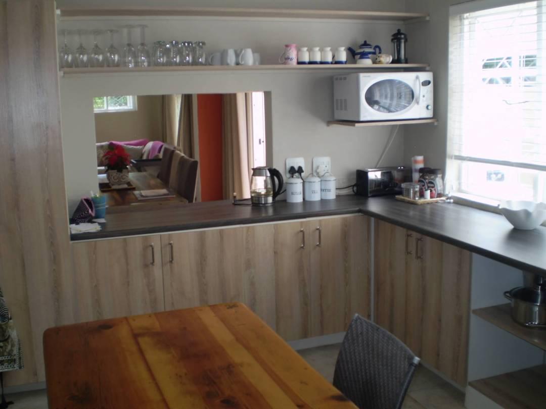 Leisure Isle Holiday House - Kitchen