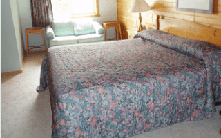 Point Place Bedroom