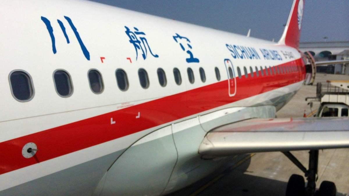 四川航空:从温哥华回国体验