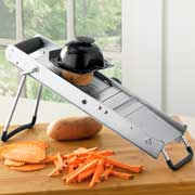 Leite's Culinaria Stainless Steel Mandoline Slicer Giveaway