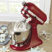 Culinaria KitchenAid Artisan Stand Mixer Giveaway