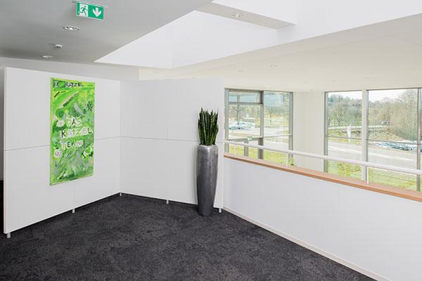 akustik trennwand büro