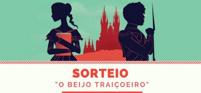 #Sorteio – O Beijo Traiçoeiro