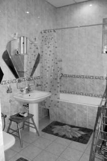 C'était le luxe, la folie, que cet appartement en plein coeur de Tachkent.