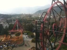Panorama du parc