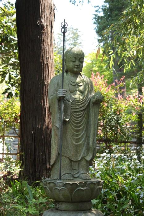 Petit bouddha d'Engaku-ji