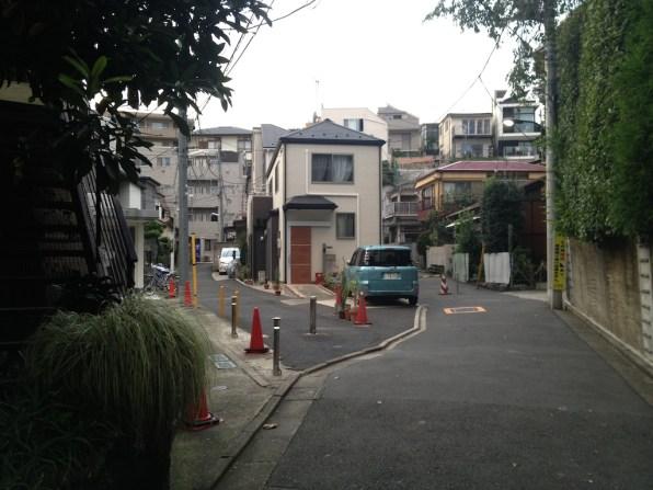 Un mois de septembre à Tokyo, humide avec des températures encore au dessus de 23 / 26°C