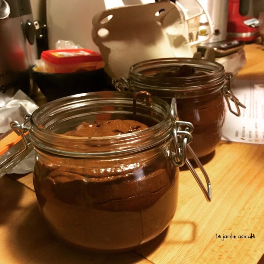 Mousse au chocolat 5