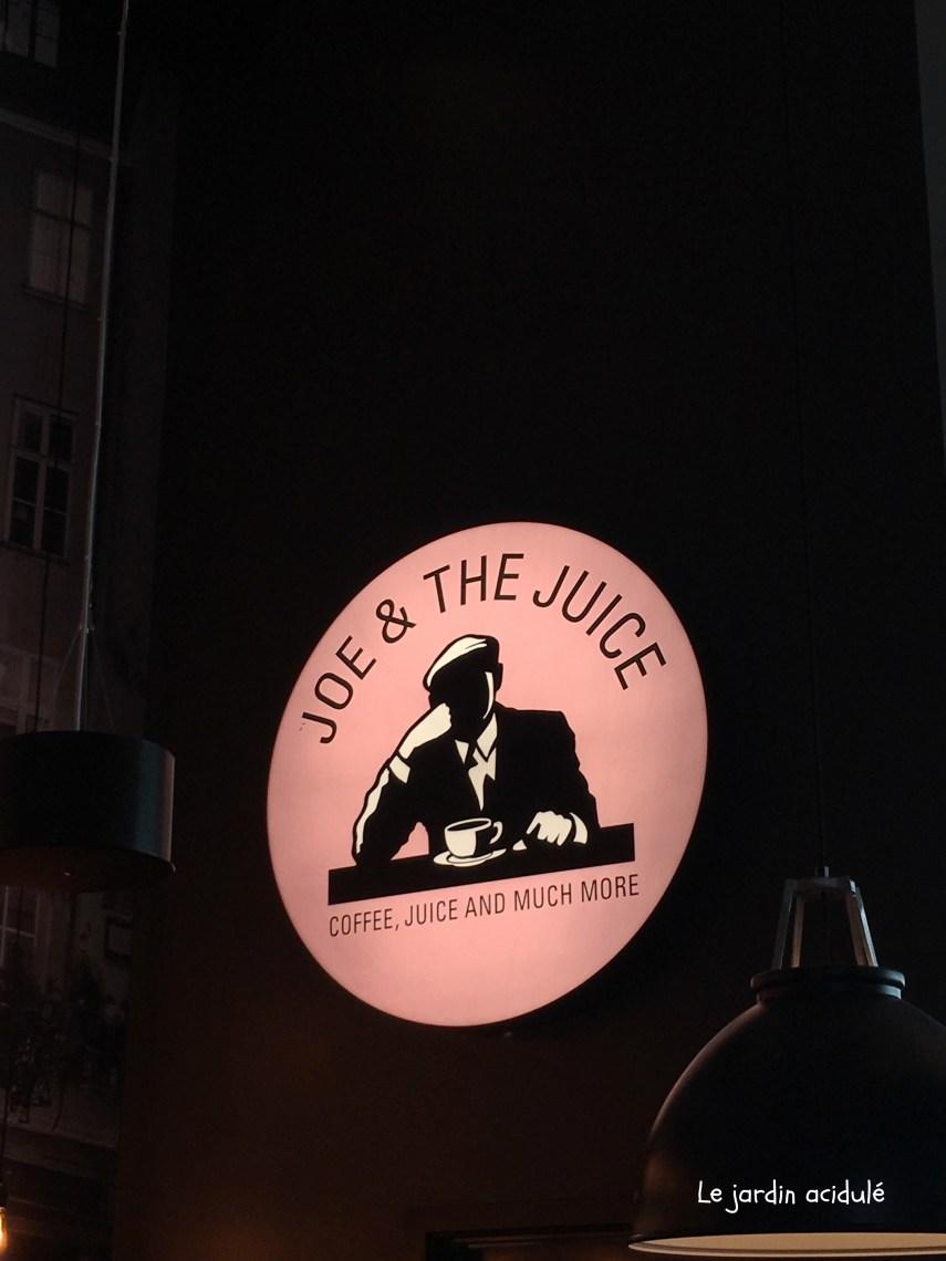 Joe and the Juice 1