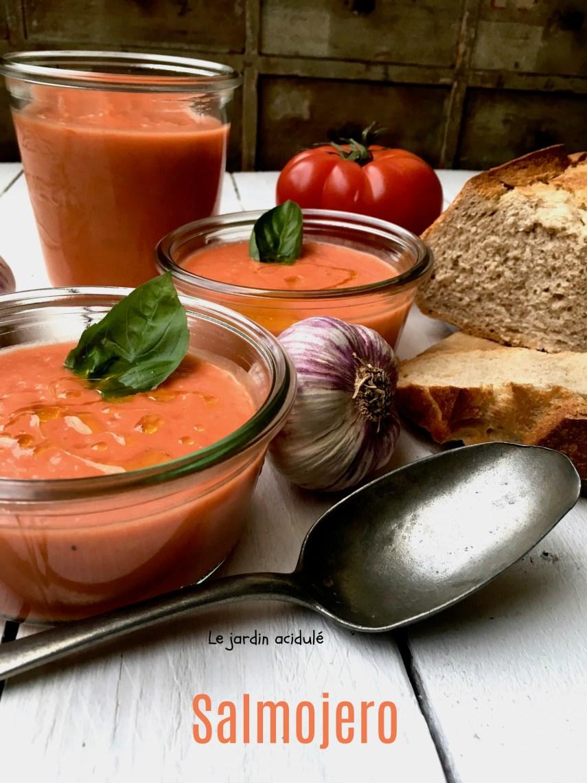 salmojero - gaspacho