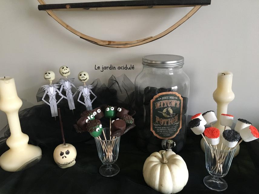 organiser une Halloween party
