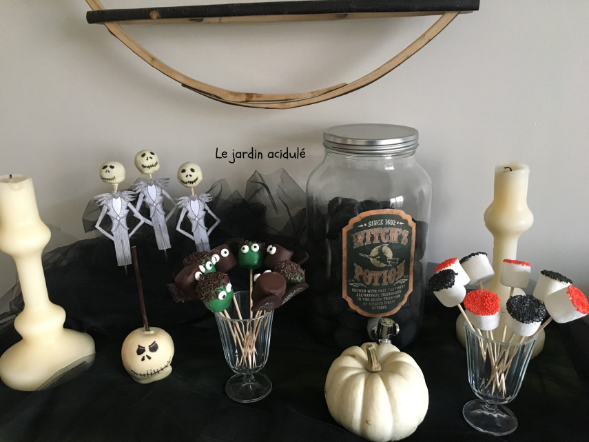organiser une Halloween party