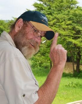 Lawrence Anthony, une légende en Afrique du Sud et auteur de 3 livres dont le best-seller « The ElephantWhisperer »
