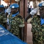 La dépouille du casque bleu burundais tué en Centrafrique