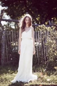 Delphine Manivet's popular v-neck Hyppolite dress