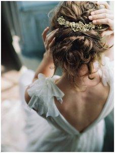 Hair style, up do, bridal hair