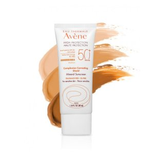 avene, french face cream, sunscreen
