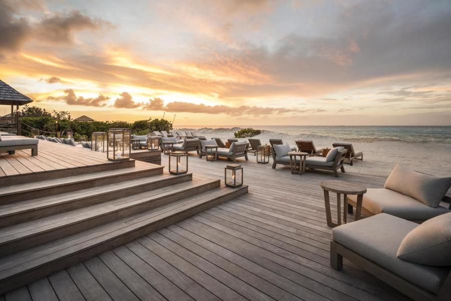 Hotel Como Parrot Cay in Turks and Caicos, weddings in the Caribbean, wedding venue, wedding destination