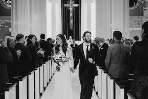 Rime Arodaky, real bride, olsen gown, bridal inspiration