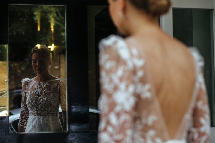 Rime Arodaky, London brides, Palmer by Rime Arodaky, The Mews Bridal