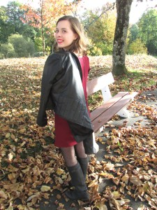 robe-dos-automne-feuille-look