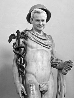 hermes_bruno-le-maire_jupiter_new-york_bfm-tv_statue_tarn_sidobre_granit_portrait-officiel
