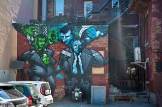 «Murs à mots»   Artiste: Jason Botkin   Année: 2014   Plus d'infos: http://www.mumtl.org/projets/murs-a-mots-2014/