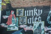 «Funky Tales»  Artistes: Miss Teri, Funky et Dare  Année 2014