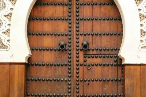 porte maroc