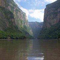 canyon mexique
