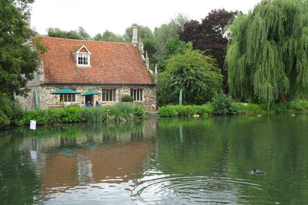 maison lac
