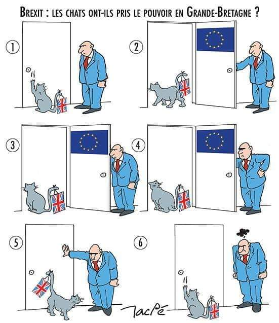 bande dessinée Brexit