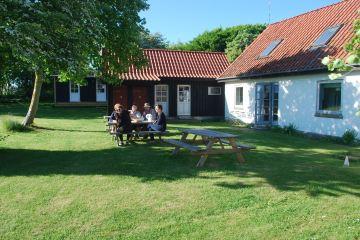 Lejrskole på Samsø, book Stavnsfjord lejrskole og feriested