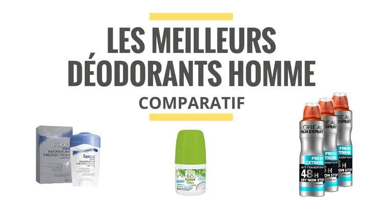 Quel Est Le Meilleur Dodorant Anti Transpirant Efficace