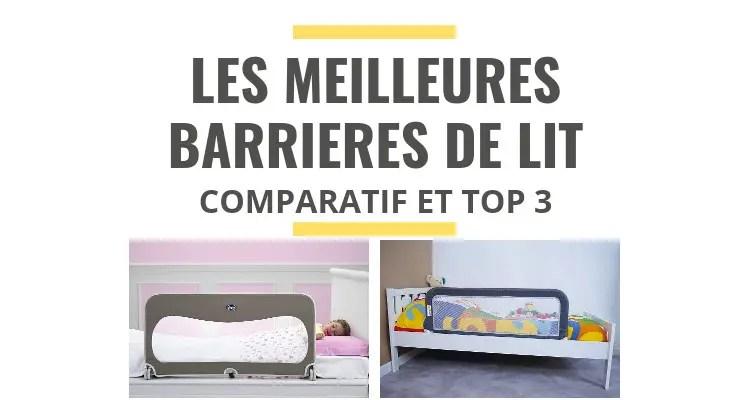 les meilleures barrieres de lit pour