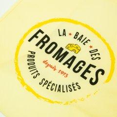 100g non-laminated reusable bag with a full-colour logo