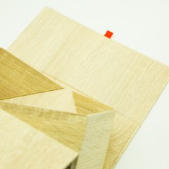 1300g paperboard with special wooden paper and collapsible features
