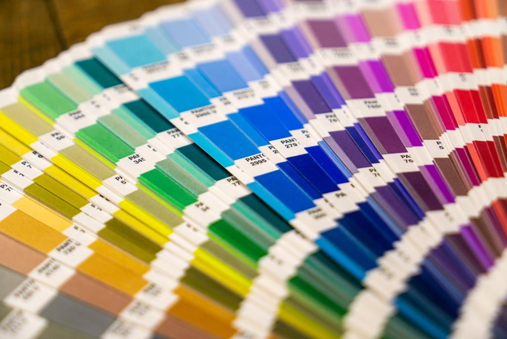 choose a custom colour that reflects your brand