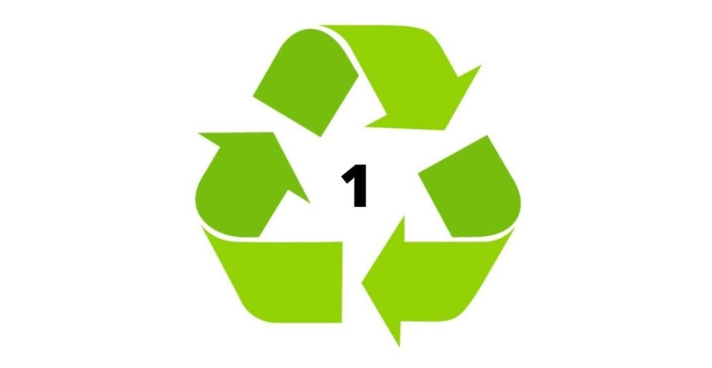 Dispose items with this symbol in the recycling bin