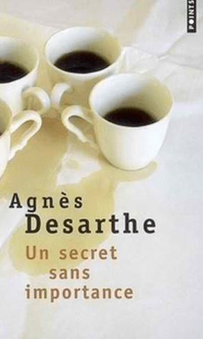 Couverture Un secret sans importance d'Agnès Desarthe