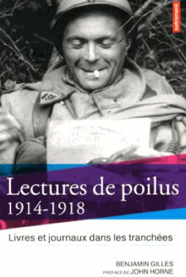 Couv Lectures de Poilus-1914-1918