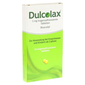 Dulcolax Dragees 5mg, 20 Stck